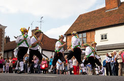 Morris men Stock Photo