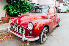 Morris Minor 1000 Imagem de Stock Royalty Free