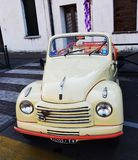 Morris Minor Cabrio imágenes de archivo libres de regalías