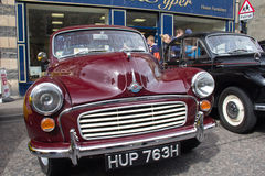 Morris Minor car Royalty Free Stock Images