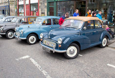 Morris Minor Royalty Free Stock Images