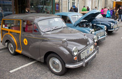 Morris Minor Traveller Stock Image