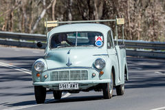 Morris Minor Utility 1953 Royaltyfria Bilder