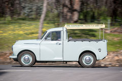 Morris Minor Utility 1953 Royaltyfria Foton
