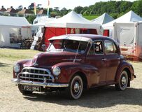 Morris Oxford Royalty Free Stock Photos