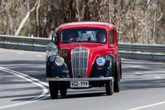 Morris Series E Sedan 1948 Fotografering för Bildbyråer
