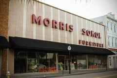 Morris Sokol Furniture Fotografía de archivo libre de regalías