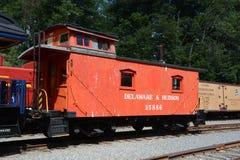Morris Train Foto de Stock Royalty Free