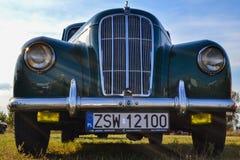 Morris zegaru stary samochód Zdjęcia Stock