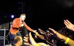 Morrissey stock foto's