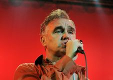 Morrissey royalty free stock photography