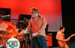Morrissey - Smiths royalty-vrije stock foto's