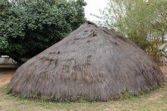 Morro印地安考古学站点重创在里约热内卢 库存图片
