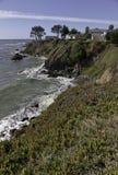 morro береговой линии california залива стоковые изображения