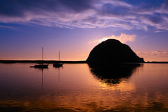 Morro Bay Royalty Free Stock Photo