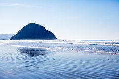 Morro Bay Royalty Free Stock Photography
