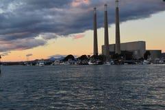 Morro Bay, CA (Unedited) Stock Photography