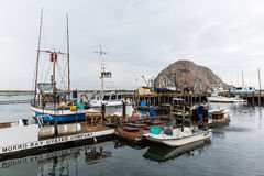 MORRO BAY Stock Photos