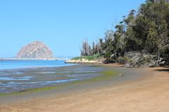Morro Bay Royalty Free Stock Photos