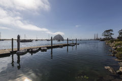 Morro Bay Day Royalty Free Stock Images