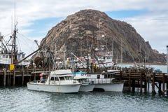 Morro bay royalty free stock photography