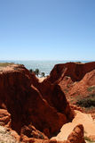 Morro Branco, Brazil Royalty Free Stock Photo