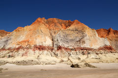 Morro Branco, Brazil Royalty Free Stock Images