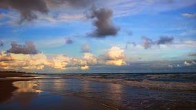 Morro Branco - Ceará. Morro Branco Beach - Ceará - Brazil stock photography