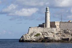Morro Castle, Havana Royalty Free Stock Photo