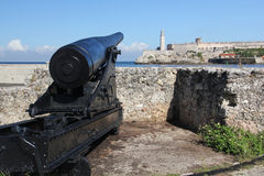 Morro Castle, Havana Royalty Free Stock Photos