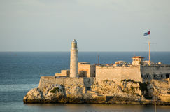 Morro Castle, Havana, Cuba Royalty Free Stock Photos