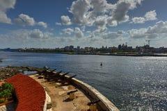 Morro Castle - Havana, Cuba Stock Photos