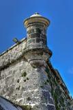 Morro Castle - Havana, Cuba. Morro Castle or Castillo De Los Tres Reyes Del Morro in Havana, Cuba Stock Photos