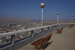 Morro de Arica, Χιλή Στοκ Εικόνα