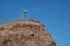 Morro de Arica Στοκ φωτογραφία με δικαίωμα ελεύθερης χρήσης