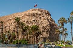 Morro de Arica Stock Photos