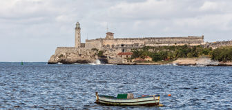 Morro de la Habana Royalty Free Stock Photo
