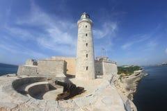 Morro de La Havane Photos stock