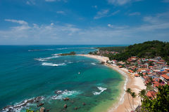 Morro DE San Pablo_Brasil Royalty-vrije Stock Foto's