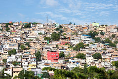 Morro do Papagaio at Belo Horizonte Stock Photos