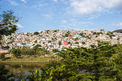 Morro do Papagaio Stock Photo