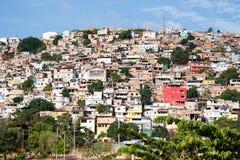 Morro gör Papagaio Arkivbild