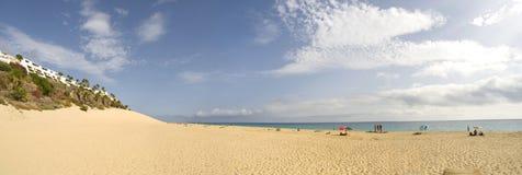Morro Jable beach Royalty Free Stock Photo
