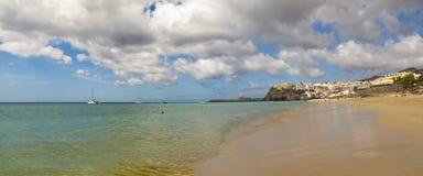 Morro Jable beach Royalty Free Stock Photos