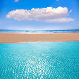 Morro Jable beach Fuerteventura Canary Islands Royalty Free Stock Images