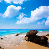 Morro Jable beach Fuerteventura Canary Islands Royalty Free Stock Image