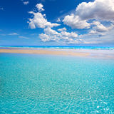 Morro Jable beach Fuerteventura Canary Islands Royalty Free Stock Photography