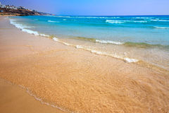 Morro Jable beach Fuerteventura Canary Islands Royalty Free Stock Photo