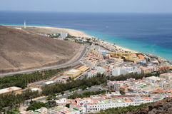 Morro Jable, Canary Island Fuerteventura Stock Photos