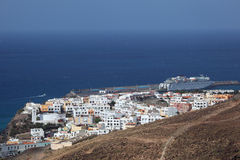 Morro Jable, Fuerteventura Royalty Free Stock Photos